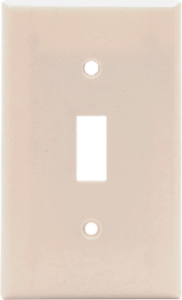 LIGHT SWITCH COVER IVORY