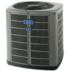 16 Seer Air Conditioners Silver