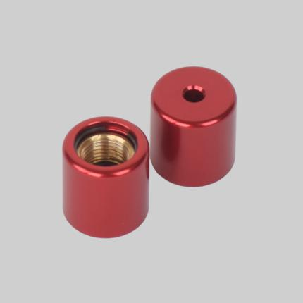 "5/16"" MINI SPLIT RED REFRIG SAFETY CAP 2-PK"