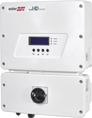 SOLAREDGE 6KW HD-WAVE